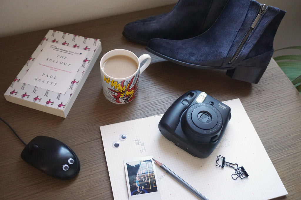 On Maya's Table- 5 Things That Are Currently On Our Designer's Desk