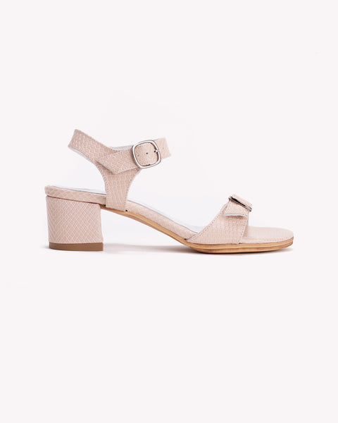 Chrissy - Block Heel Sandals