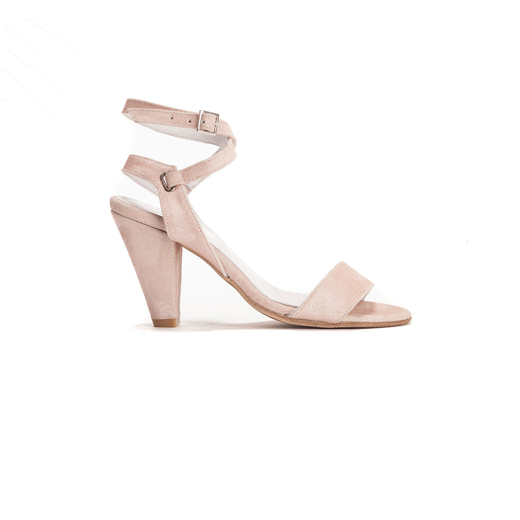 Ellie - Elegant Heeled Sandals