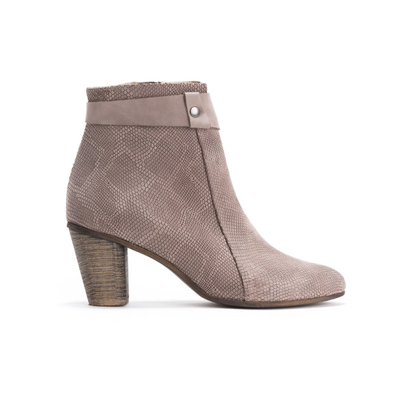 High Heel Ankle Boots - Harper