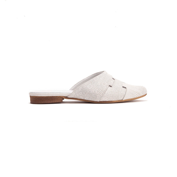 Jean - Delicate Cream Slip-On's