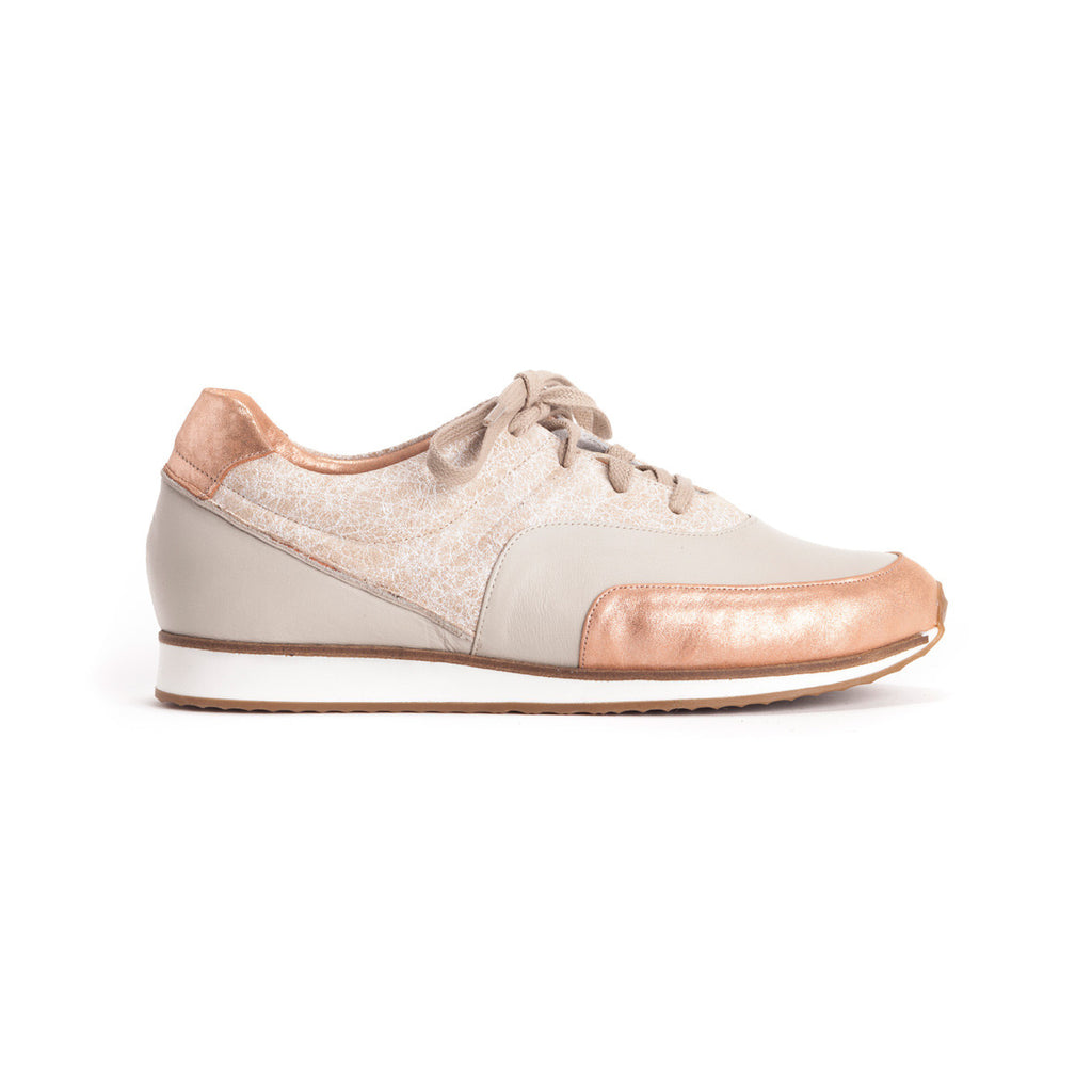 Bronze and Stone Sneakers - London