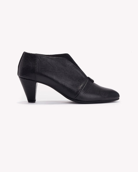 Paula - Black Ankle Boots