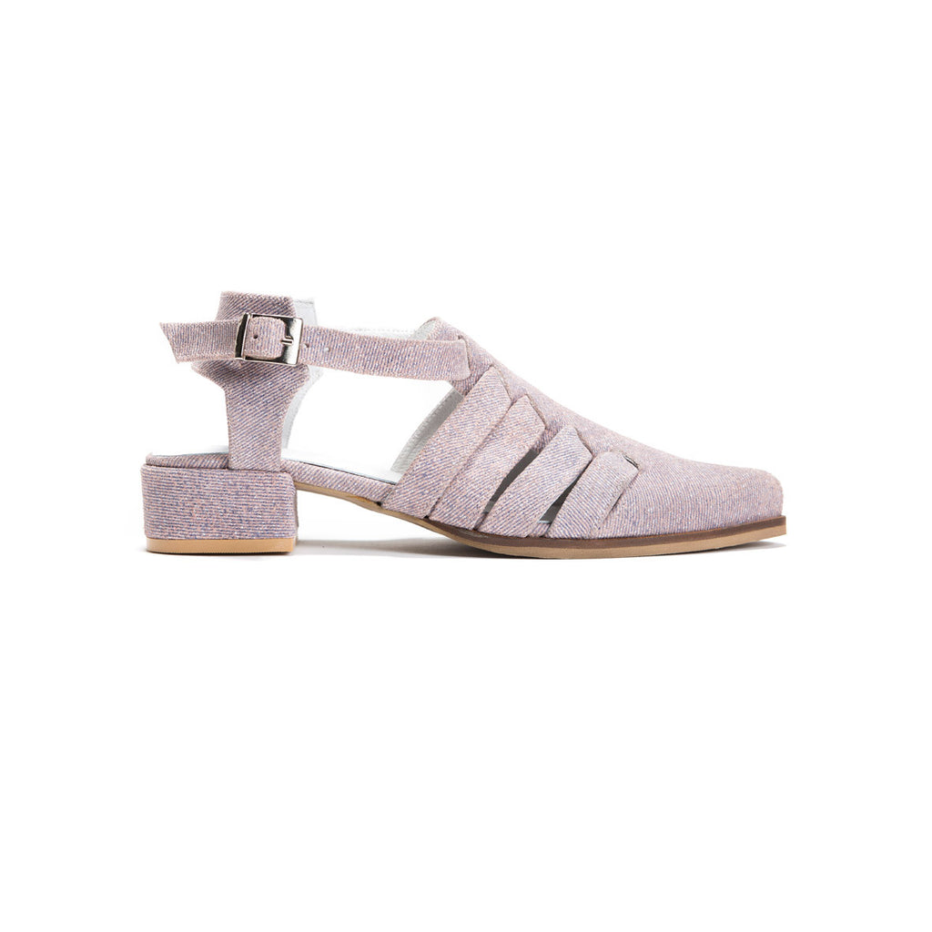 Cut-Out Sandals - Rosie