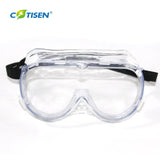Anti Fog Splash Resistant Safety Goggles, Outdoor Eye Protection Glasses