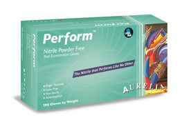 Aurelia Perform- Powder Free Nitrile Gloves