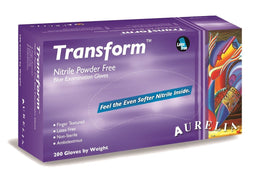 Aurelia Transform - Powder Free Nitrile Glove (200 Gloves/Box)
