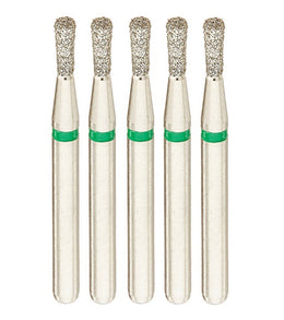 Inverted Code - Multi-Use Diamond Dental Burs