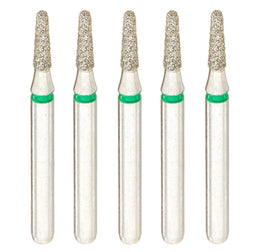 Round End Taper - Multi-Use Diamond Dental Burs