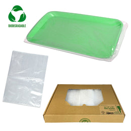 "10 1/2"" x 14"" (Size B) Dental Tray Cover Sleeves (Box of 500)"