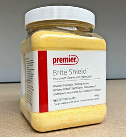 Premier Brite Shield Enzymatic Cleaner and Instrument Protectant