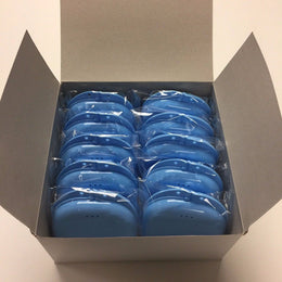 Blue Retainer Cases (Box of 12)