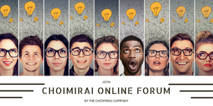 Choimirai Online Forum is HERE