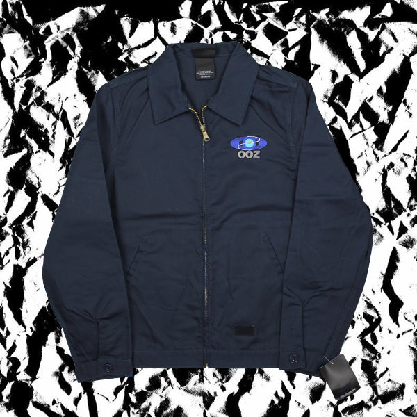 OOZ LOGO WORKWEAR JACKET