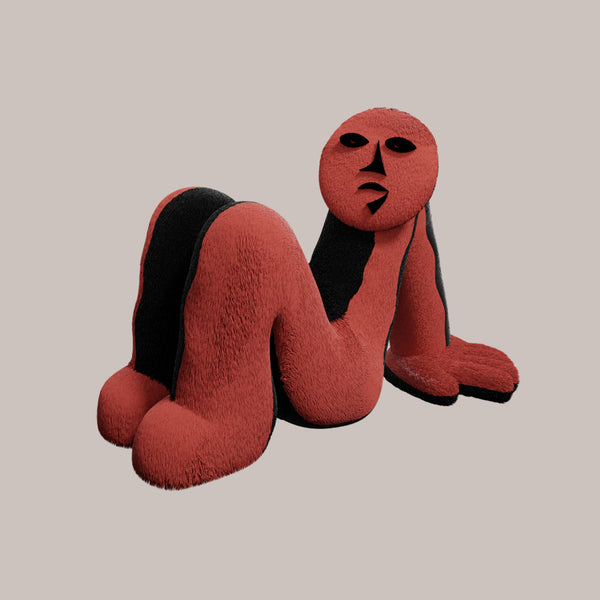 MAN ALIVE! PLUSH DOLL