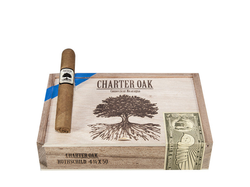 Charter Oak CT Shade Rothschild