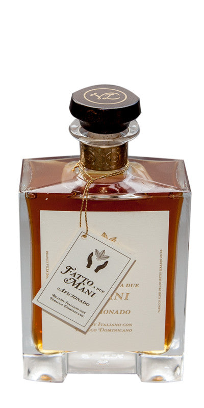 Brandy Fatto a due Mani Aficionado - Limited Edition