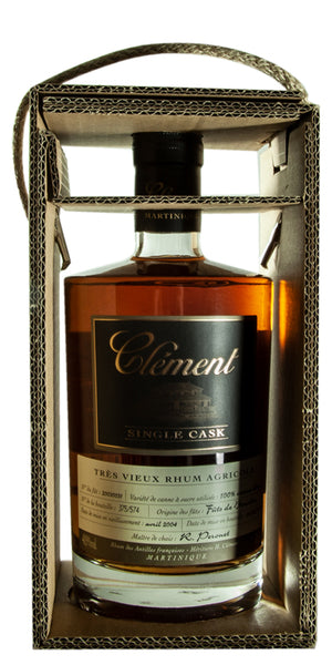 Rhum H. Clément Canne Bleue Single Cask