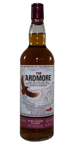 Whisky Ardmore Port Finish 12yr