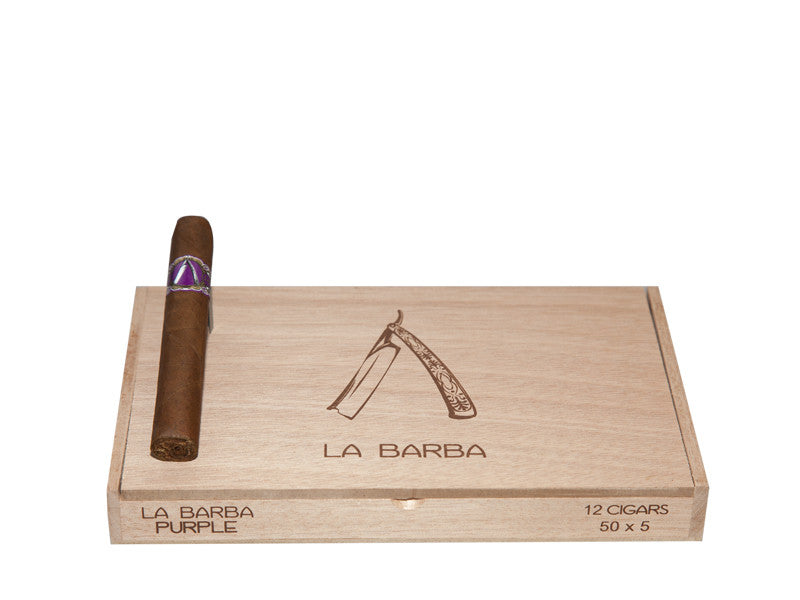 La Barba Purple Robusto