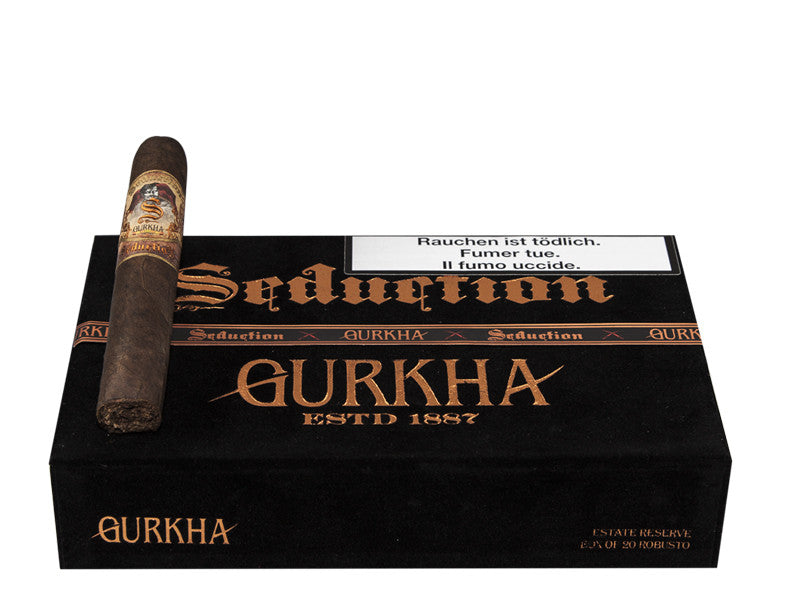 Gurkha Seduction Gran Robusto