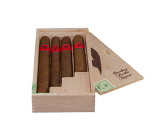 Smoking Jacket 4 Cigar Assortment Set