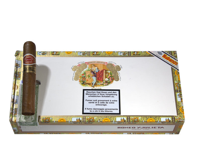 Romeo y Julieta Wide Churchills