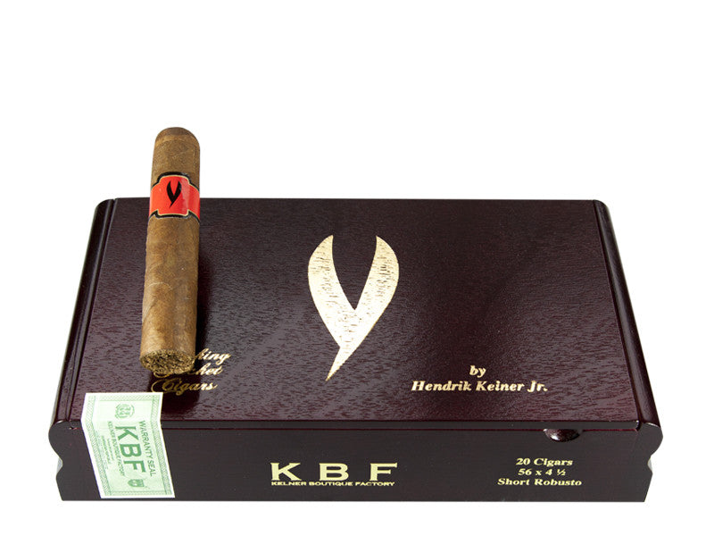 Smoking Jacket Short Robusto
