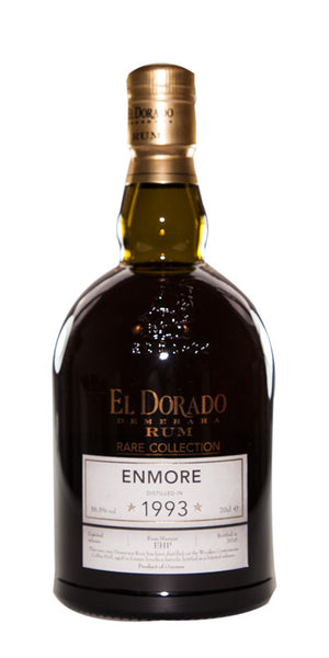 "Rum El Dorado Rare Collection ""Enmore"""