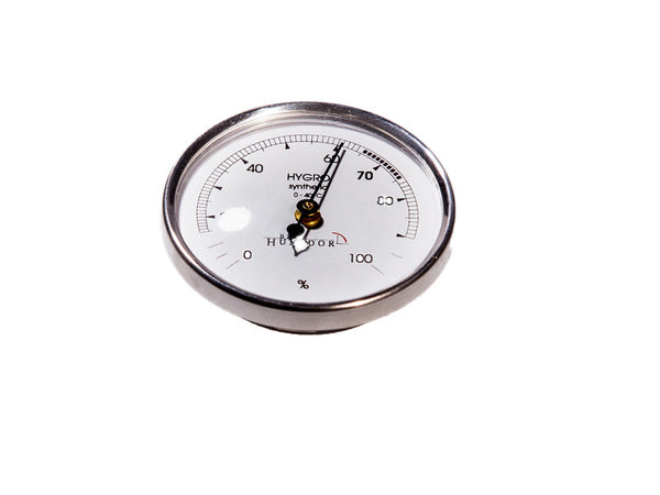 Haarhygrometer Chrom (67mm)