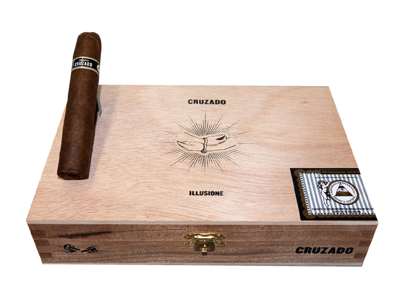 Illusione Cruzado Short Robusto