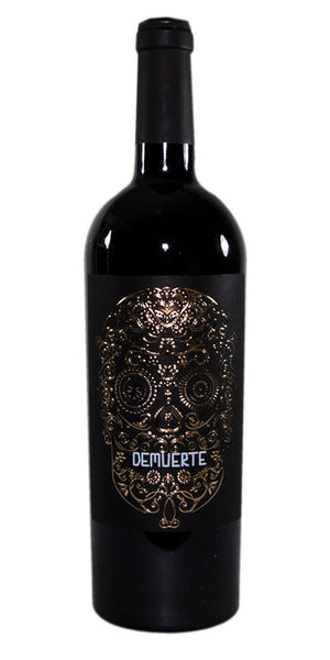 Rotwein DeMuerte Gold Yecla DO