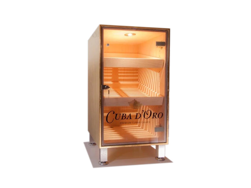 "Humidor ""Sky"" tailormade by Cuba d'Oro"