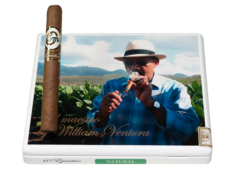 William Ventura El Maestro Corona Natural