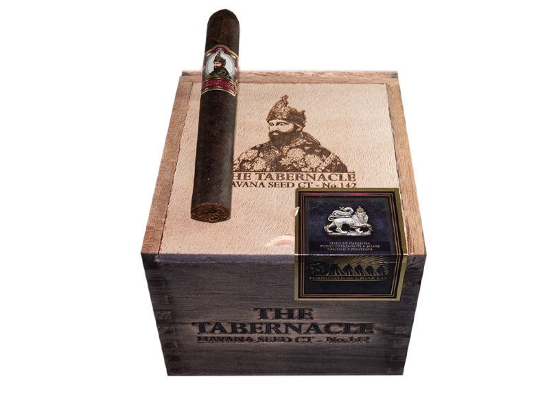 The Tabernacle Havana Seed CT #142 Robusto