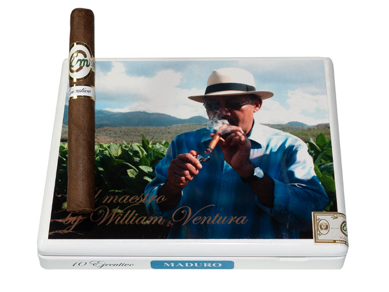 William Ventura El Maestro Corona Maduro