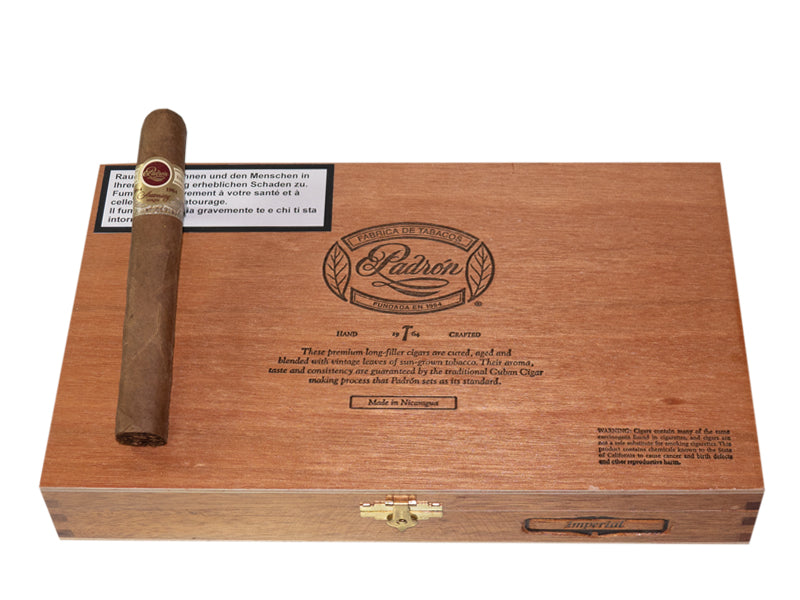 Padron 1964 Anniversary Imperial Natural