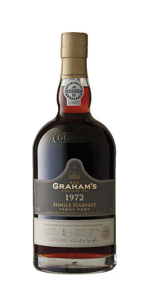 Graham's Single Harvest Tawny 1972 (Aged Tawny Port)