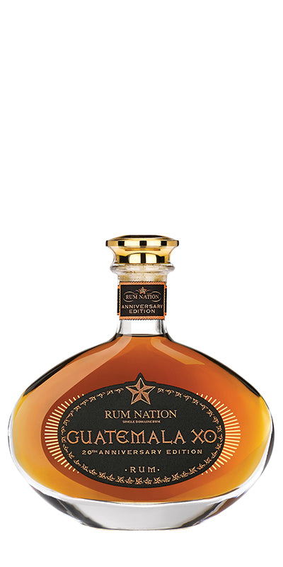 Rum Rum Nation Guatemala XO 20th Anniversary
