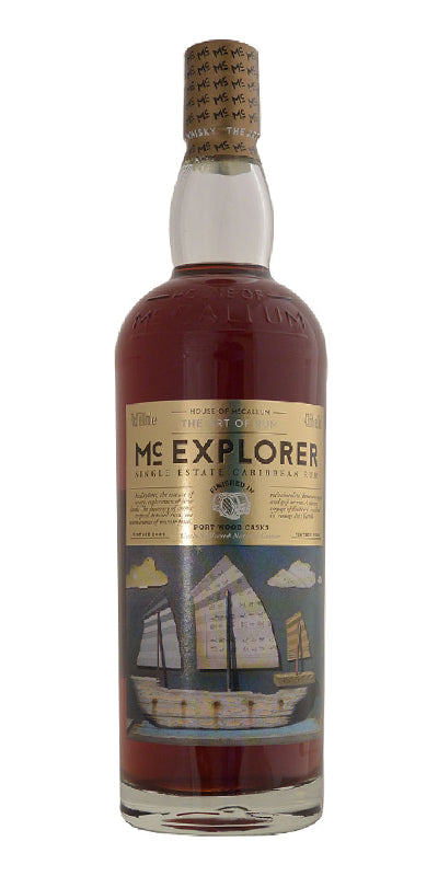 Rum House of McCallum McExplorer Single Estate 2009