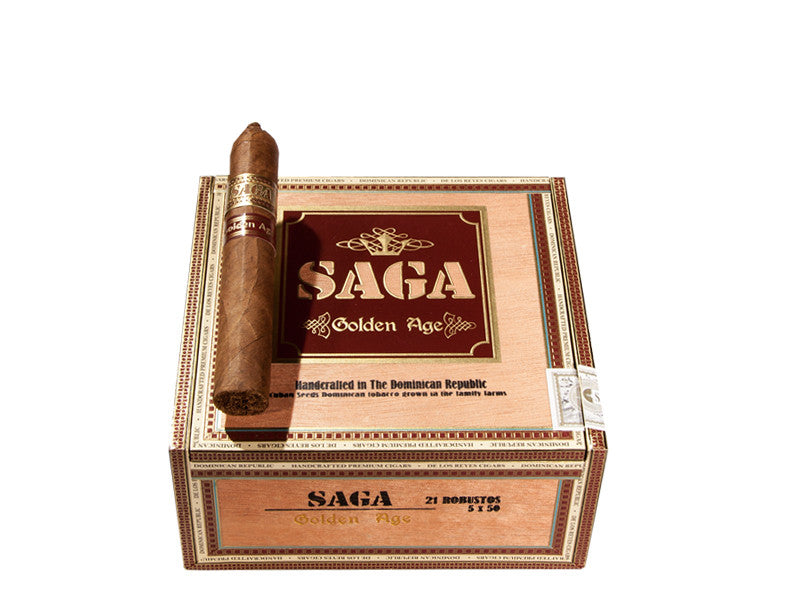 Saga Golden Age Robusto
