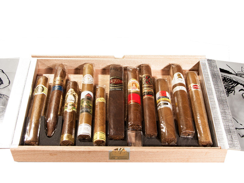 PROCIGAR 2016 Set. No. 2 - Limitierte Edition