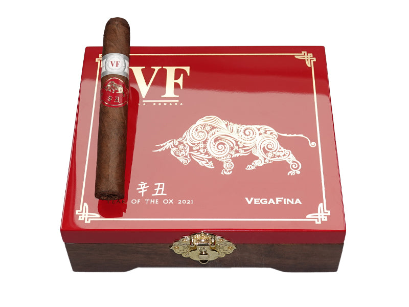 VegaFina Year of the Ox EL 2021 Gran Toro