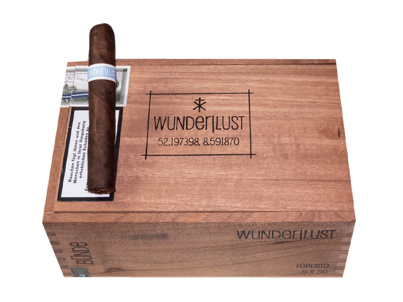 RoMa Craft WunderLust Robusto