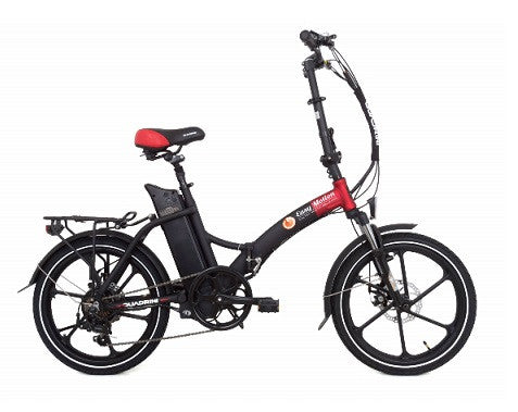 Impulse II Folding Electric Bike