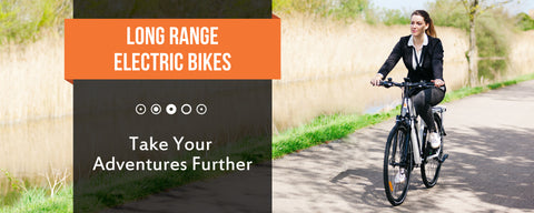Easy Motion | Long Range Electric Bikes