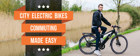 Easy Motion | City Electric Bikes