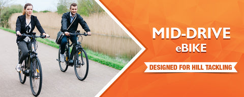 Easy Motion | Mid Drive Electric Bikes