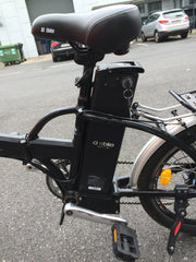 second hand folding electric bike battery