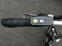 second hand folding electric bike control panel